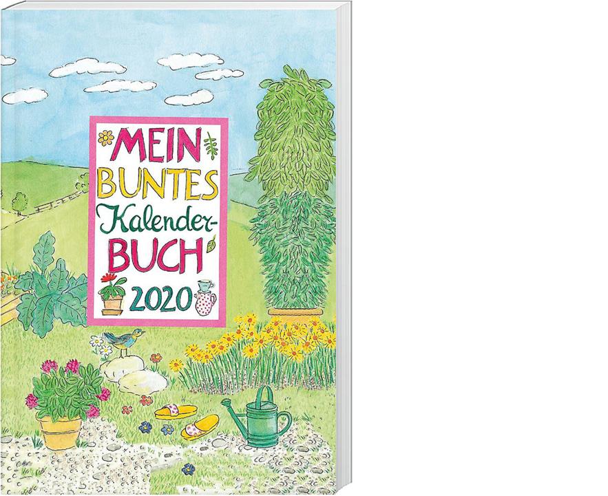 Mein persönliches Kalenderbuch
