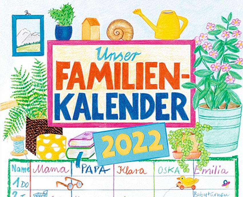 Unser Familienkalender